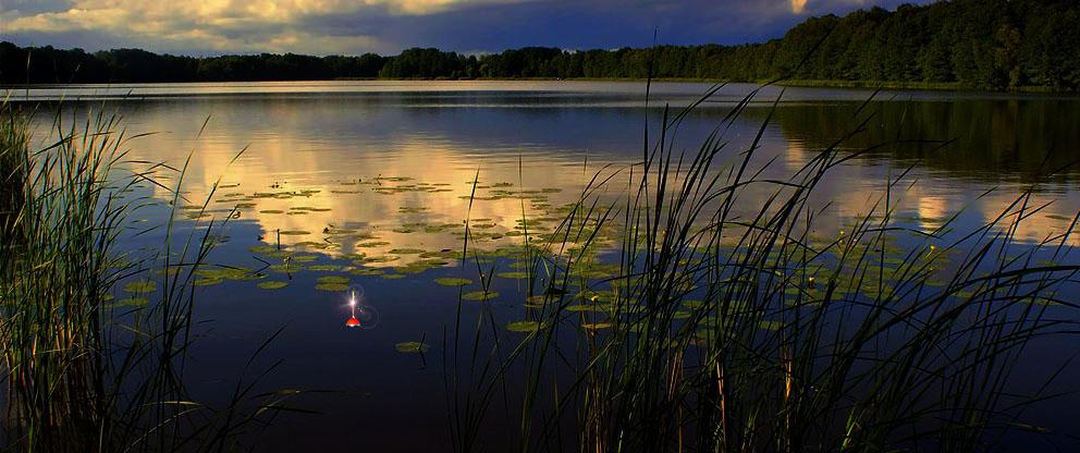 Риболов на тъмно